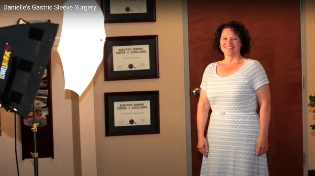 Danielle's Gastric Sleeve Story - Healthy Life Bariatrics, L.A.