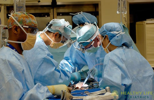 Pouch Revision Surgery