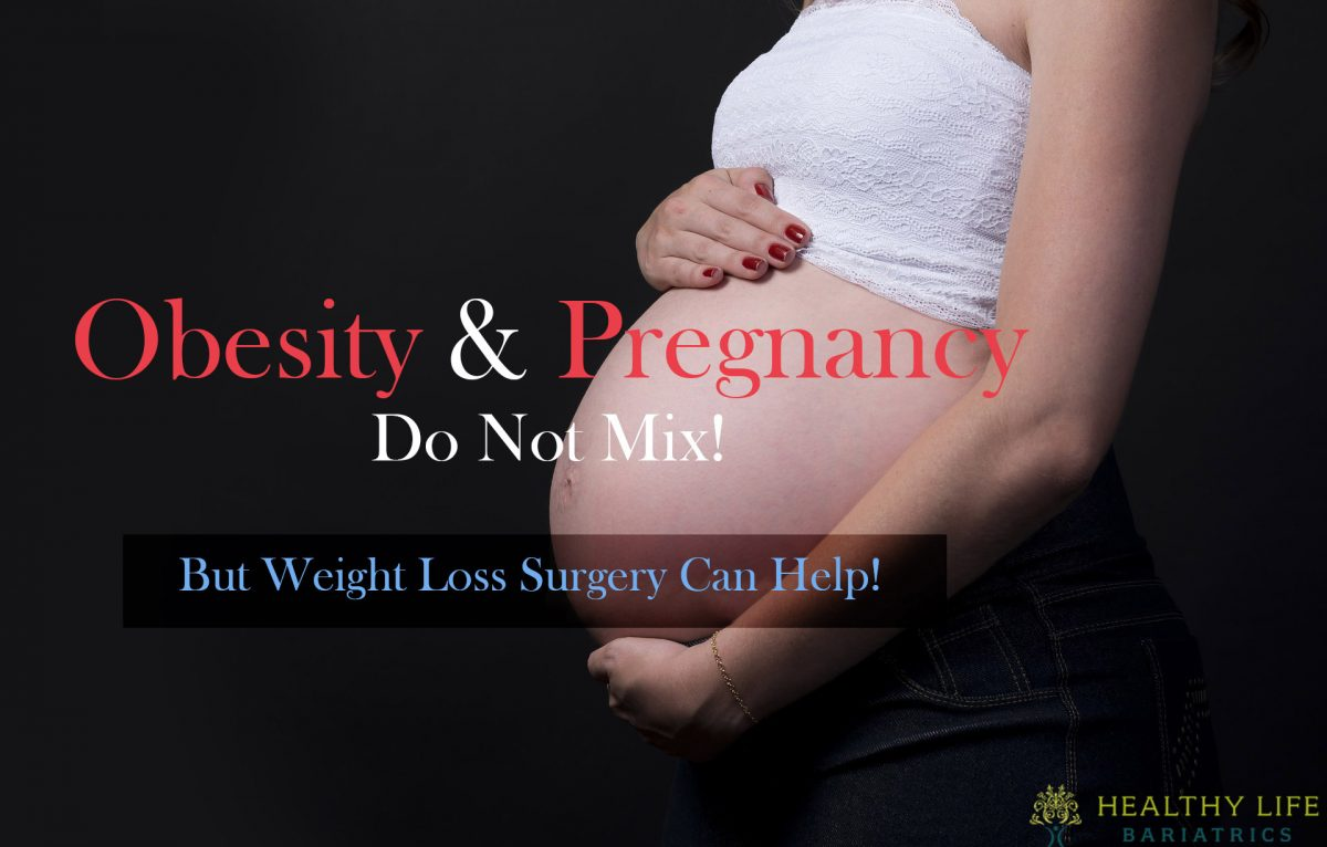 Weight Loss Surgery Before Getting Pregnant