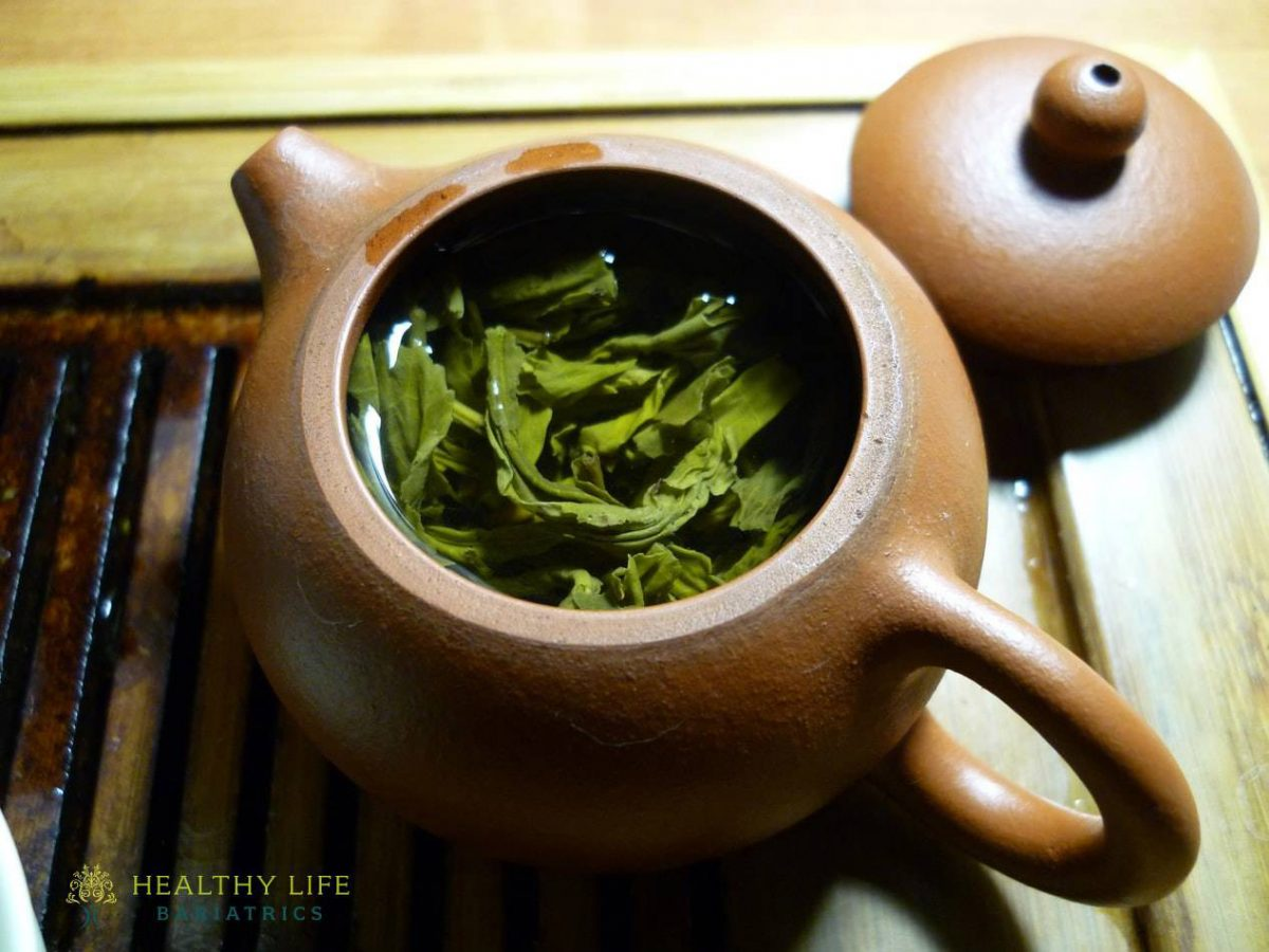Green tea for weight loss - California