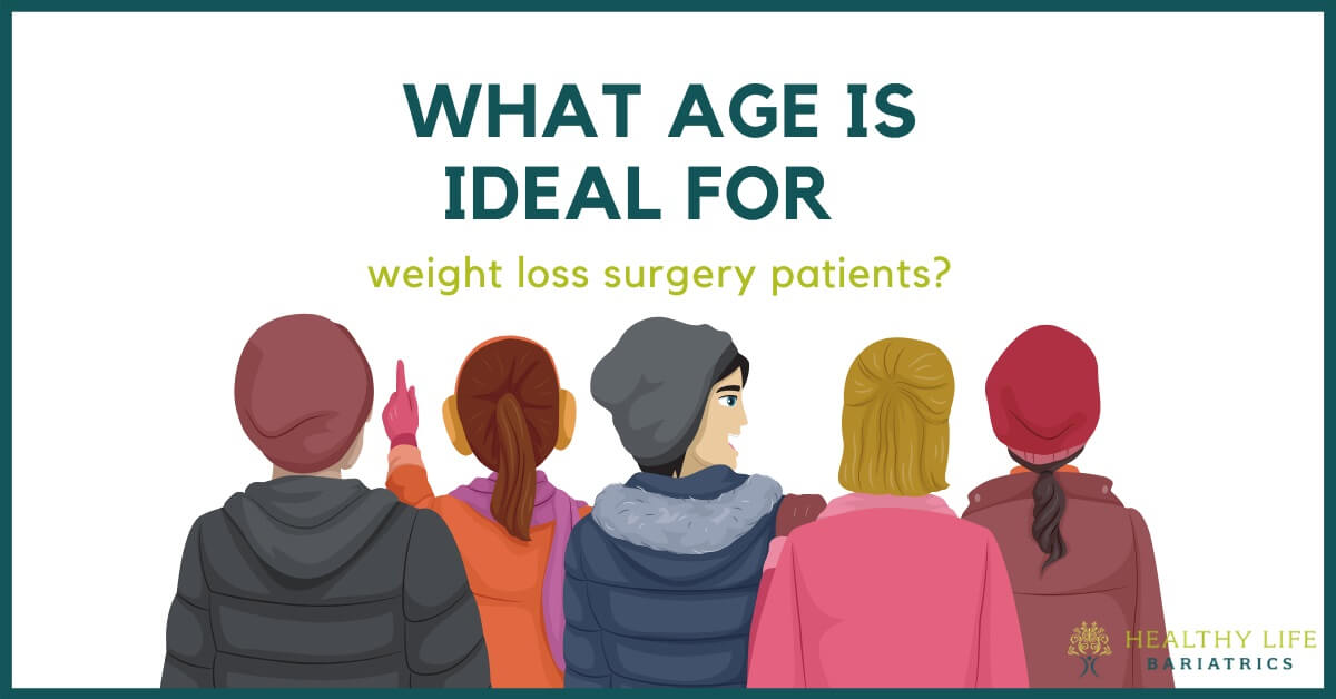 Ideal Weight Loss Age