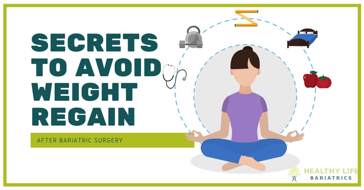 How to Avoid Weight Regain