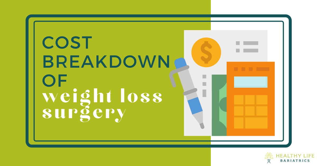 Weight Loss Surgery Cost Breakdown - Los Angeles CA
