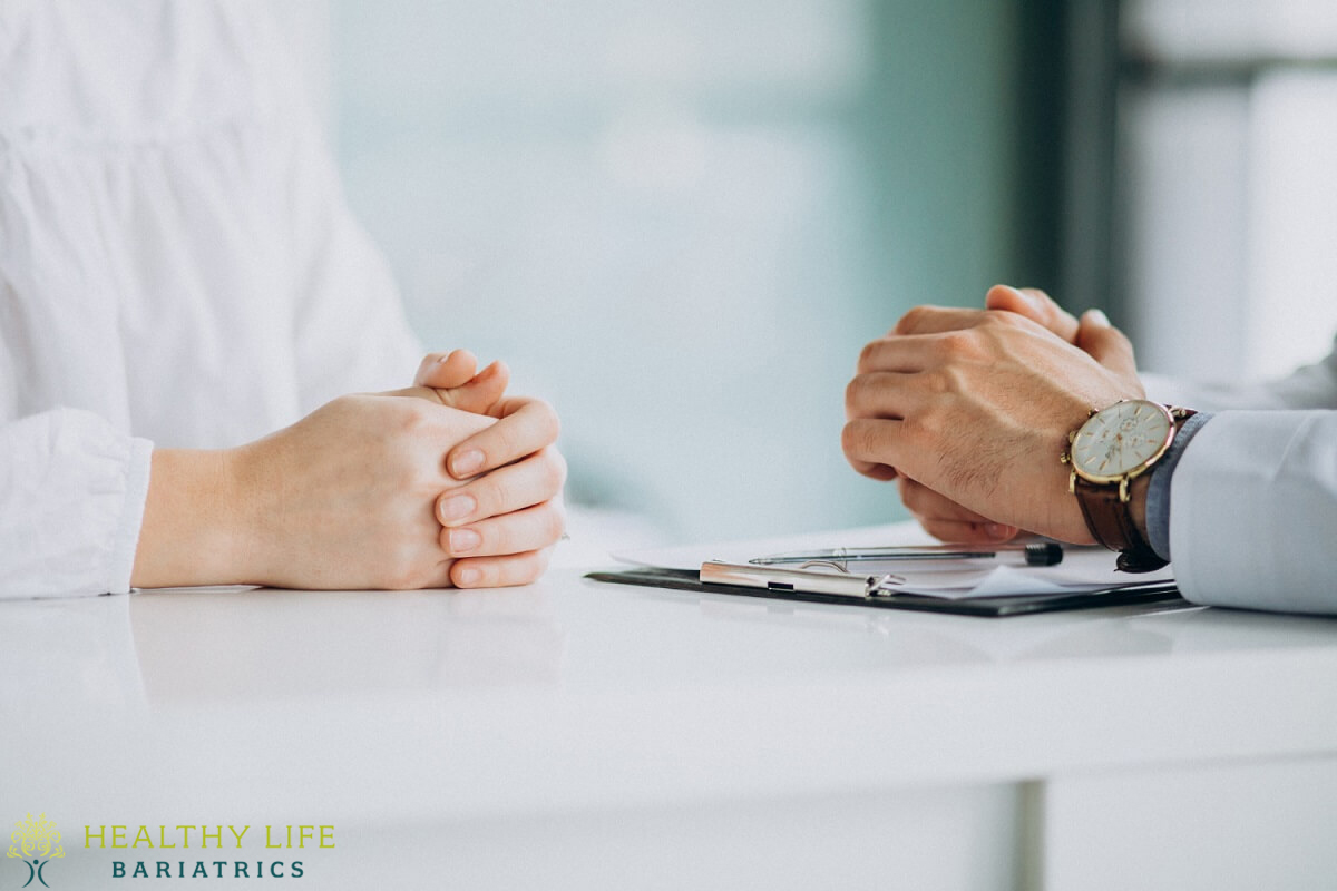 Consultation with Weight Loss Surgeon