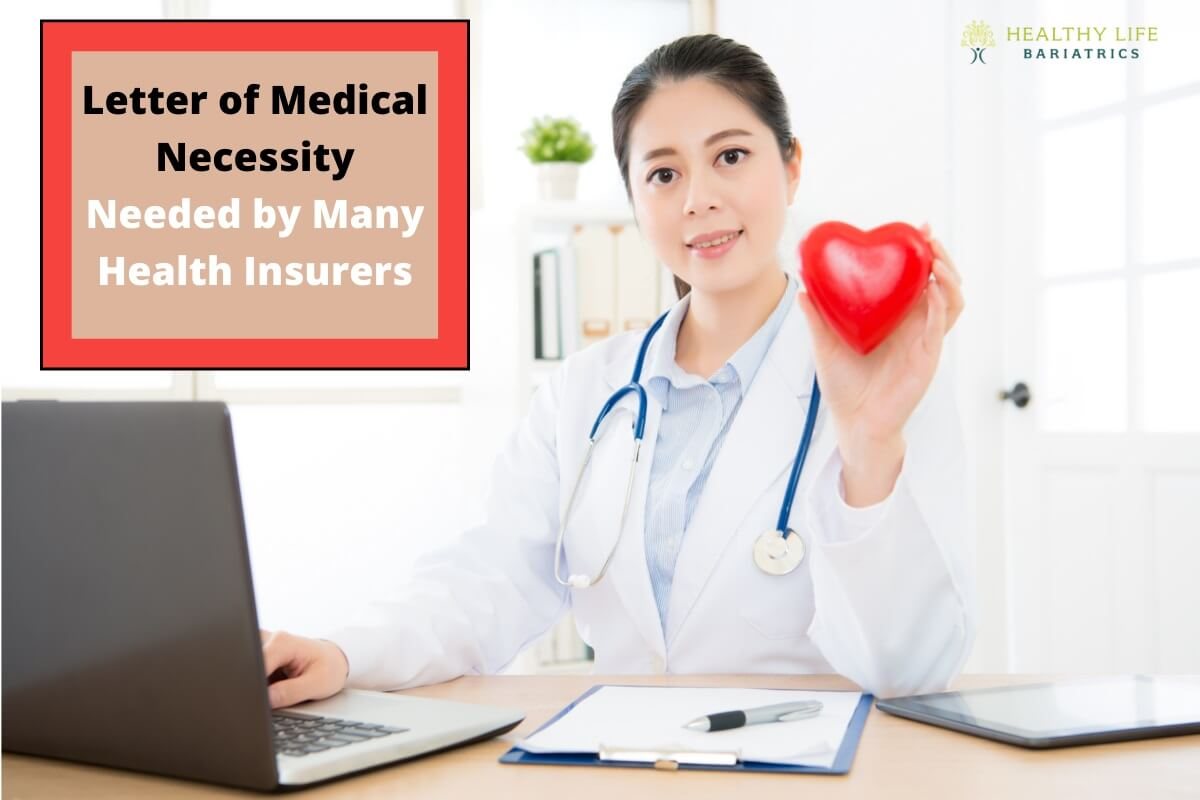Letter of Necessity Needed by Many Health Insurers In Los Angeles