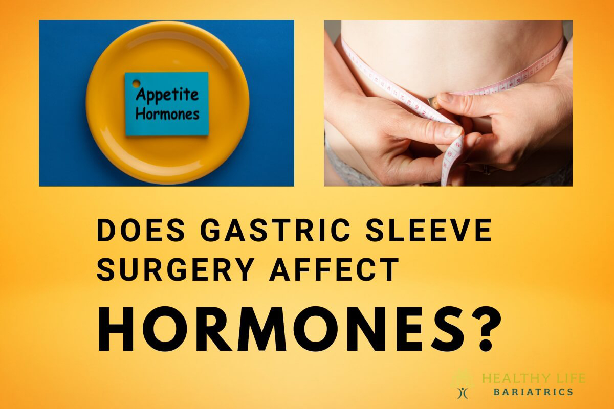 Does Gastric Sleeve Surgery Affect Hormones?