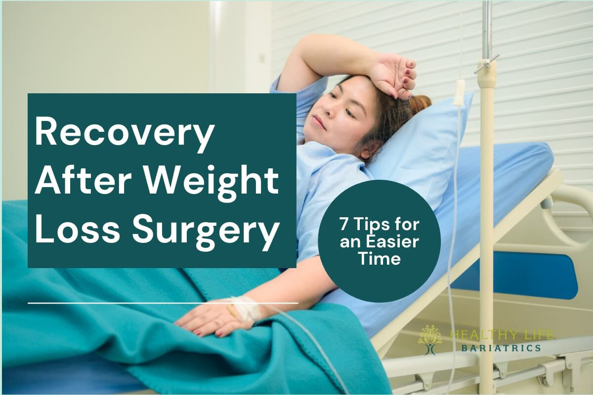 Recovery After Bariatric Surgery